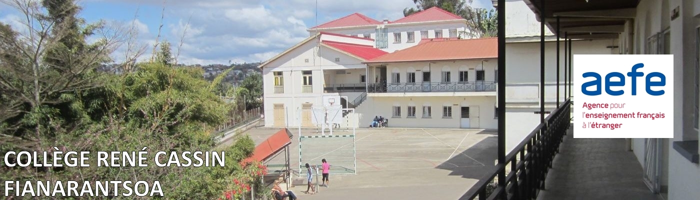 Collège Français René Cassin – Fianarantsoa